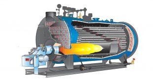 سیستم گرمایش با بخار